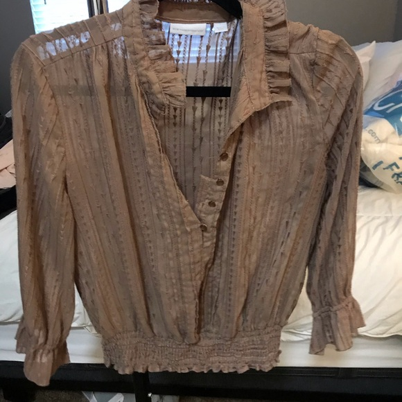 New York & Company Tops - New York and Co work blouse